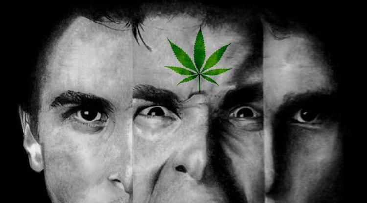 paranoje i psychozy po paleniu marihuany mogą występować u osób z grupy ryzyka