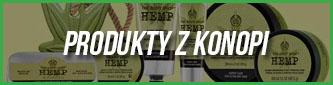 Produkty z konopi - sklepy w Polsce
