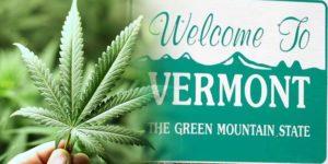 Vermont – kolejny stan, który zalegalizował marihuanę do celów rekreacyjnych