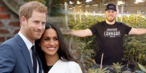 Bratanek przyszłej żony księcia Harry'ego jest licencjonowanym hodowcą marihuany