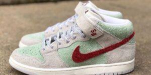"""Nike SB 420 """"White Widow"""" – buty stworzone na święto palaczy marihuany"""