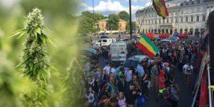 Marsz Wyzwolenia Konopi 2018 w Warszawie – relacja Foto-Video