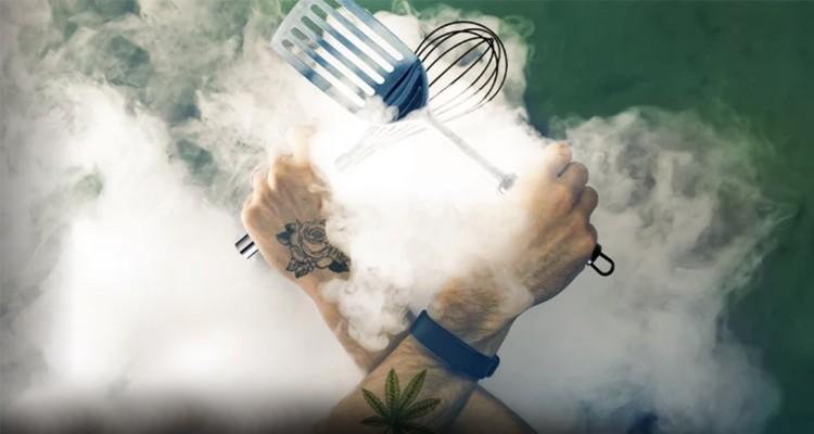 Gotowanie na haju - nowy program na platformie Netflix