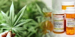 Na legalizacji medycznej marihuany koncerny farmaceutyczne mogą stracić 18,5mld $