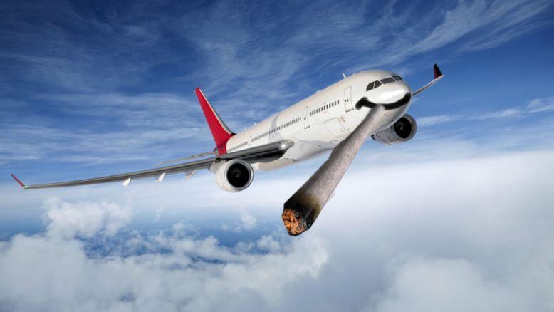 Lotnisko w Las Vegas pozwala na podróżowanie samolotem z 28,5 gramami marihuany