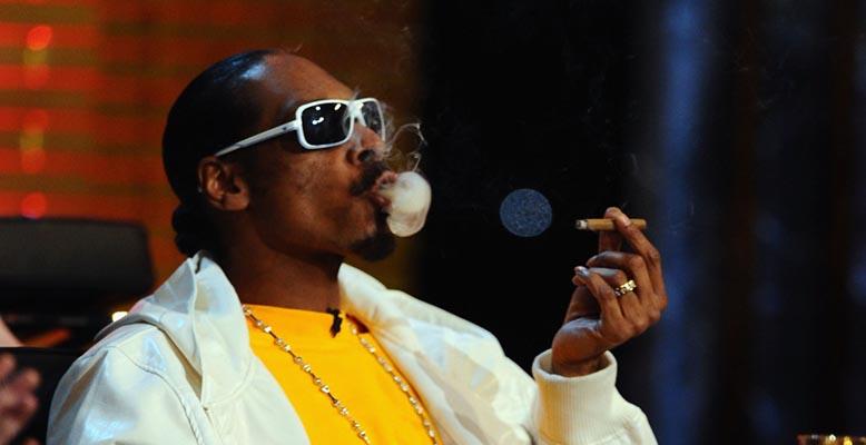 Zasady palenia marihuany według Snoop Dogg'a