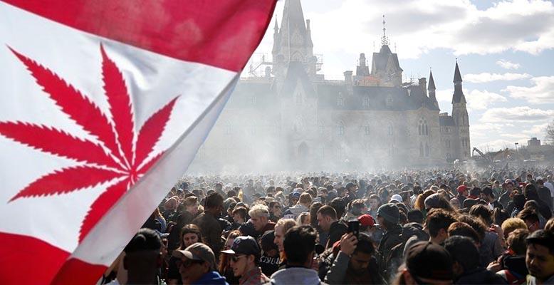 Legalna marihuana w Kanadzie