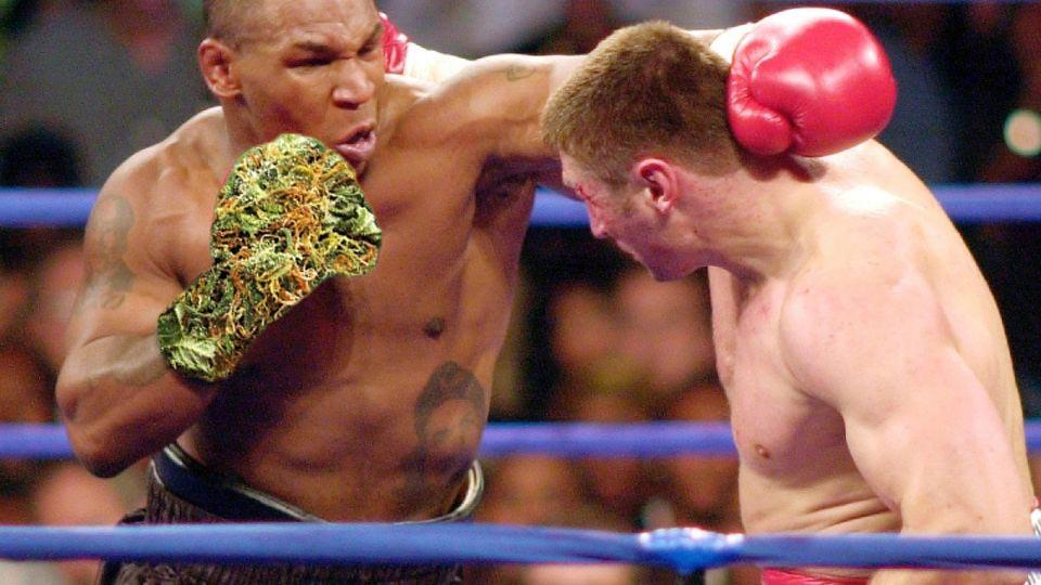 Mike Tyson przyznał, że palił marihuanę przed walką z Gołotą
