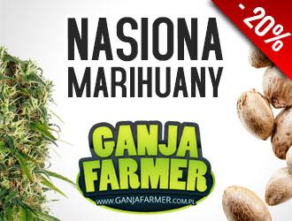 Ganja Farmer - sklep z nasionami marihuany