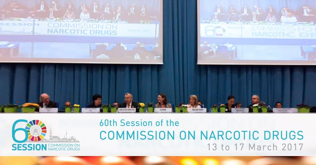 W Wiedniu trwa 62 komisja ds narkotykó