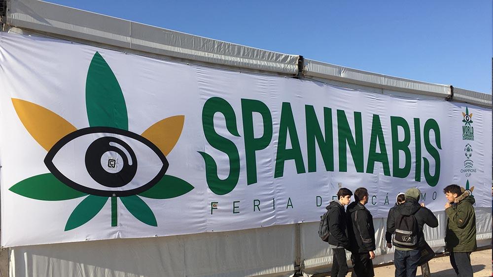 Spannabis 2019 - targi konopne w Barcelonie