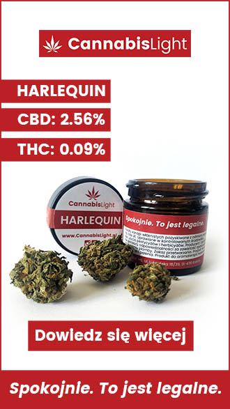Susz CBD Harlequin - Cannabis Light