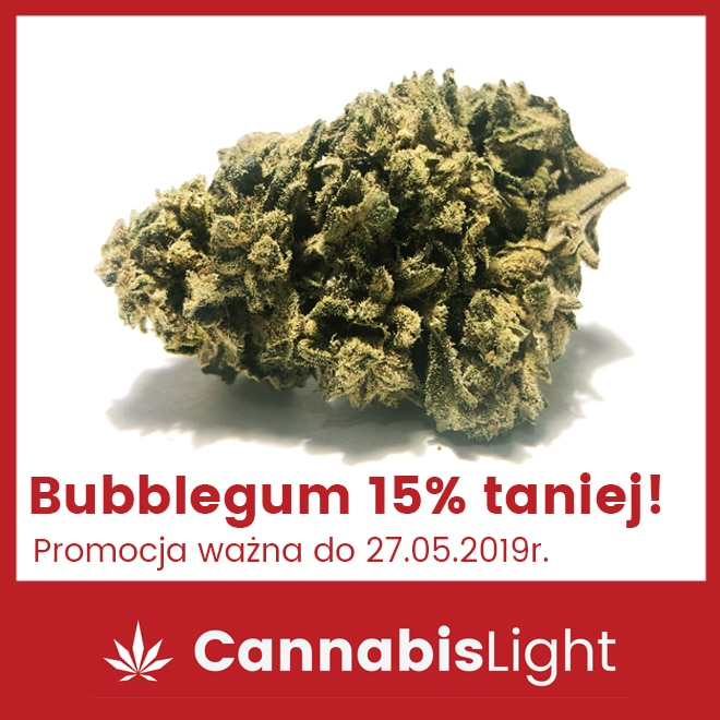 Bubblegum Cannabis Light