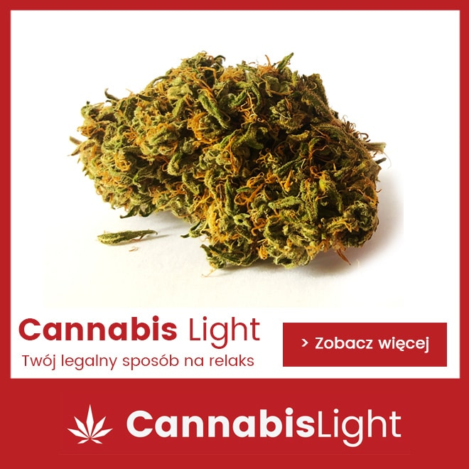 Cannabis Light Susz konopny CBD