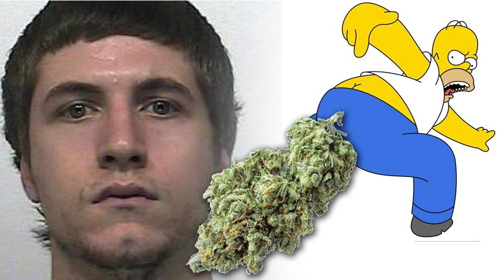 Marihuana wypadła mężczyźnie z odbytu podczas operacji