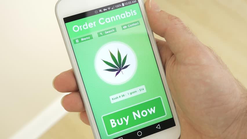 Google Play blokuje aplikacje do zamawiania marihuany