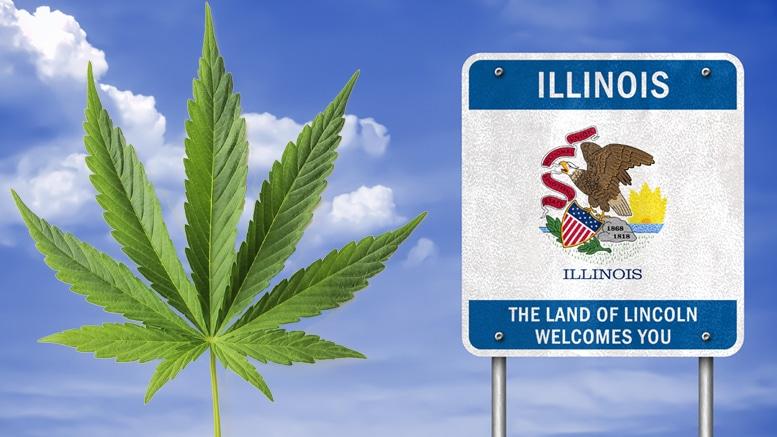 Illinois jedenastym stanem, który zalegalizował marihuanę do celów rekreacyjnych