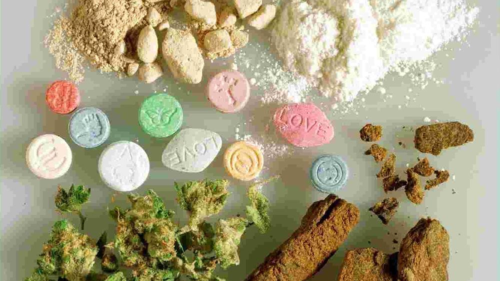 Nielegalne narkotyki są bardziej szkodliwe niż legalny alkohol i tytoń