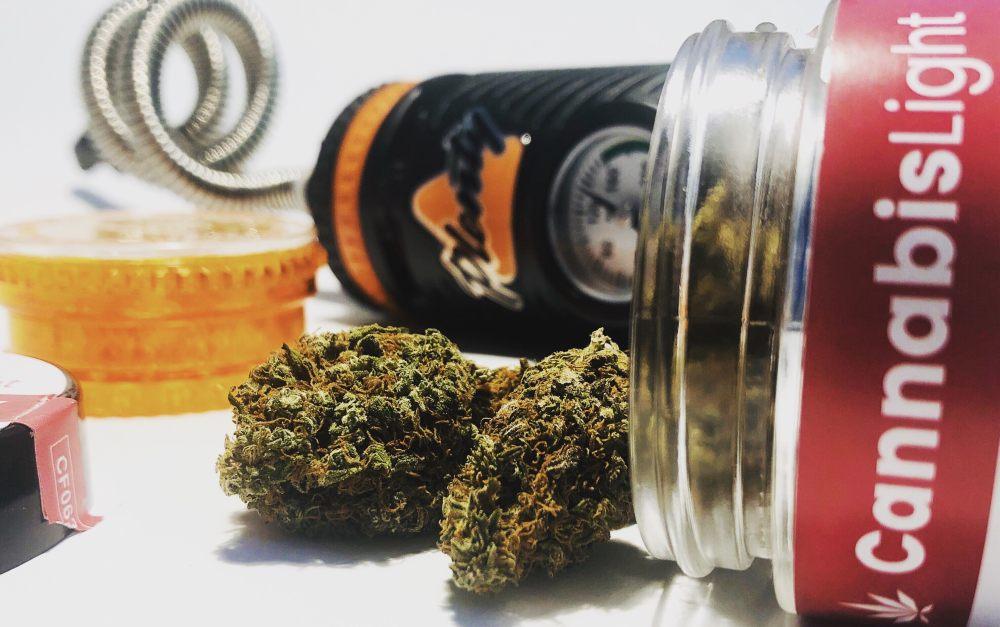 Czy susz konopny CBD może zwiększyć działanie THC?