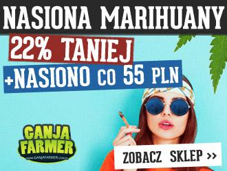 Ganja Farmer Nasiona Marihuany