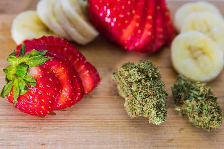 Owocowe i słodkie odmiany marihuany