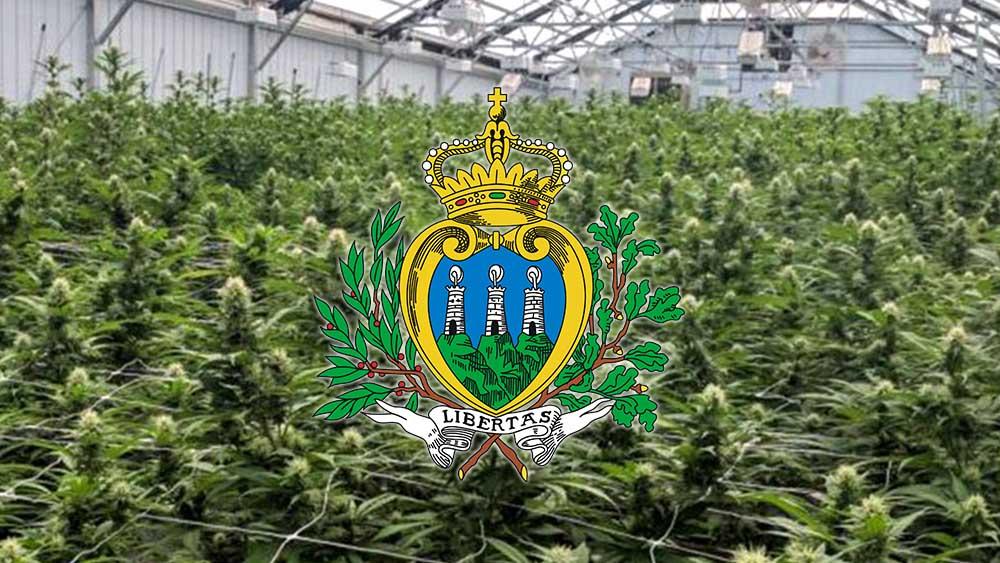 Legalizacja marihuany w San Marino