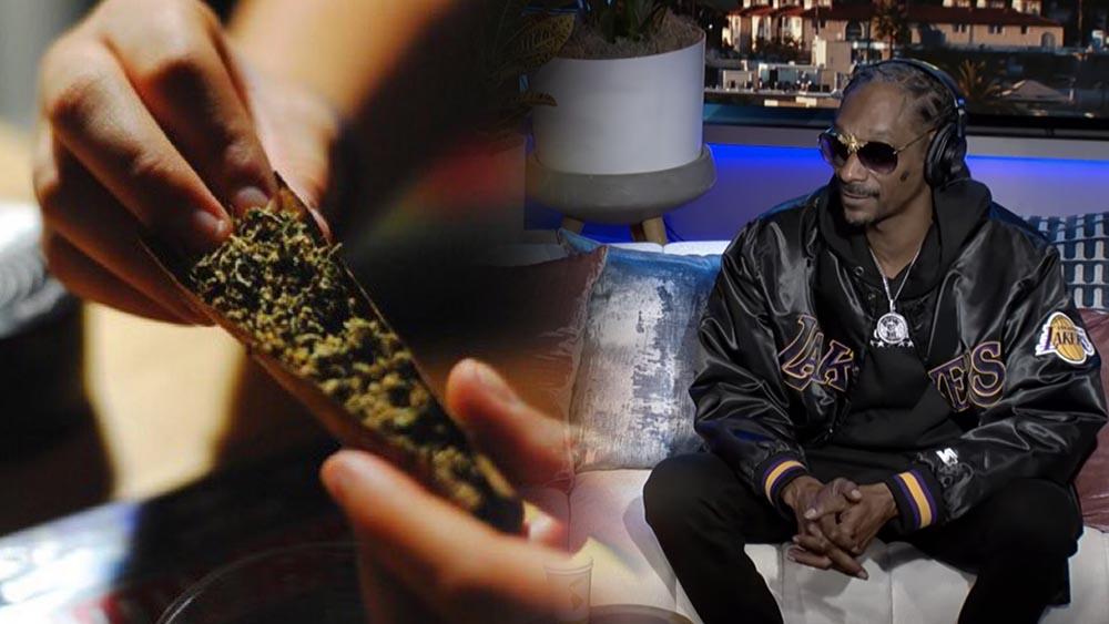 Snoop Dogg płaci 50,000 dolarów rocznie za skręcanie bluntów