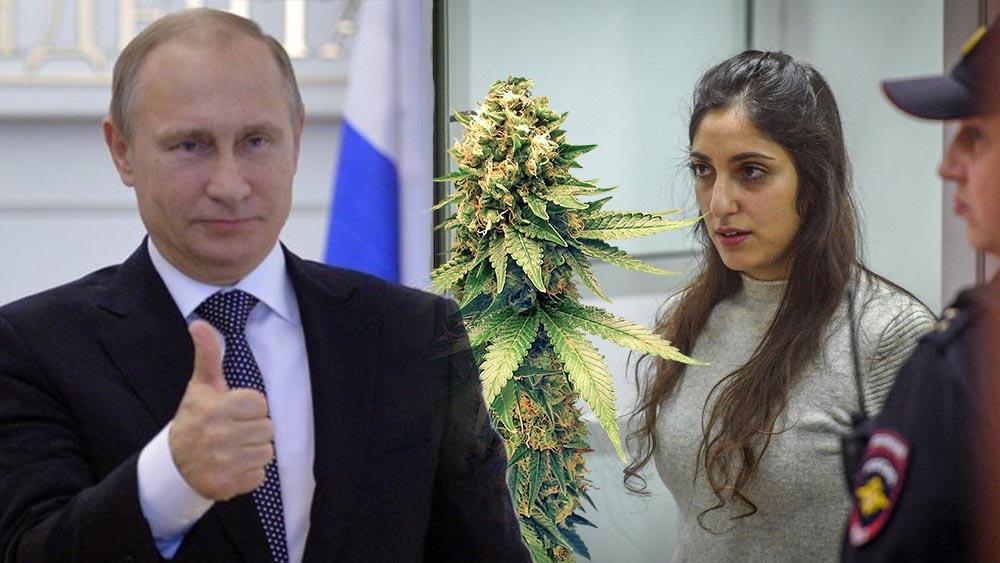 """Putin do matki Naamy Isachar - """"Wszystko będzie dobrze"""""""