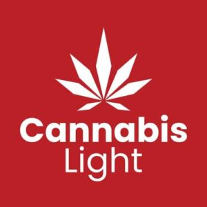 Cannabis Light logo kwadratowe