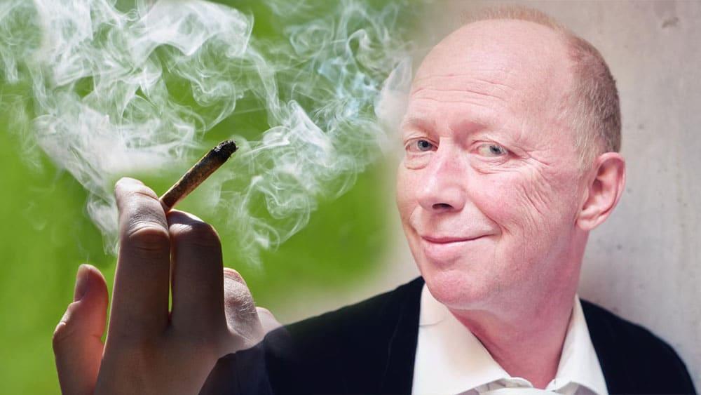 Niemiecki sędzia zachęca swoich kolegów do palenia marihuany