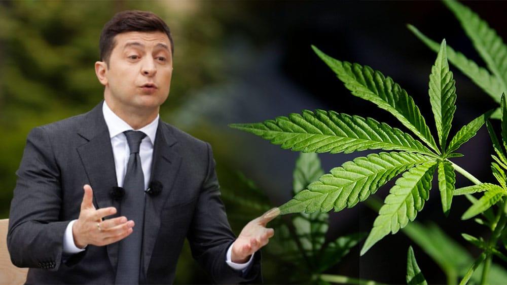 Czy ukraina zalegalizuje medyczną marihuanę?