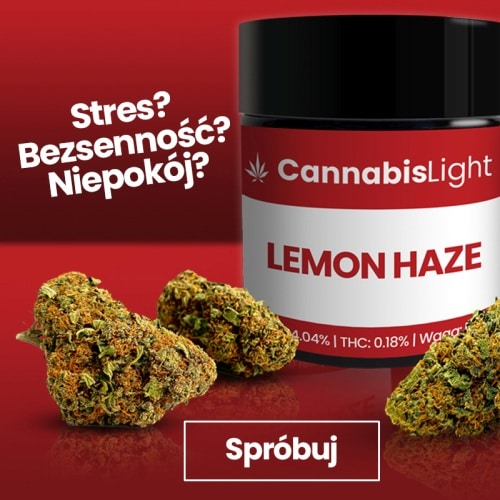 Susz CBD - sklep CannabisLight.pl