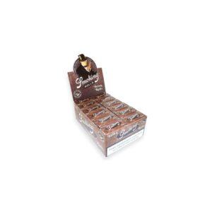 Bibułki w rolce Smoking Rolls Brown brązowe