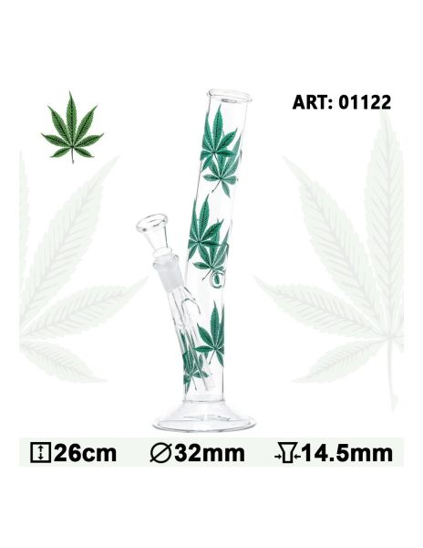 Bongo MULTILEAF HANGOVER GLASS  26cm