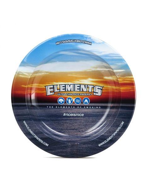 """Popielniczka metalowa ELEMENTS BLUE 5.5"""""""