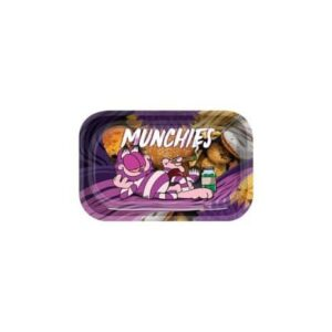 Tacka do jointów Munchies Kot Garfield metalowa 29 x 19 cm